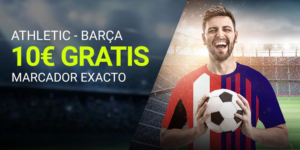 Apuesta segura Ath. Bilbao FC Barcelona