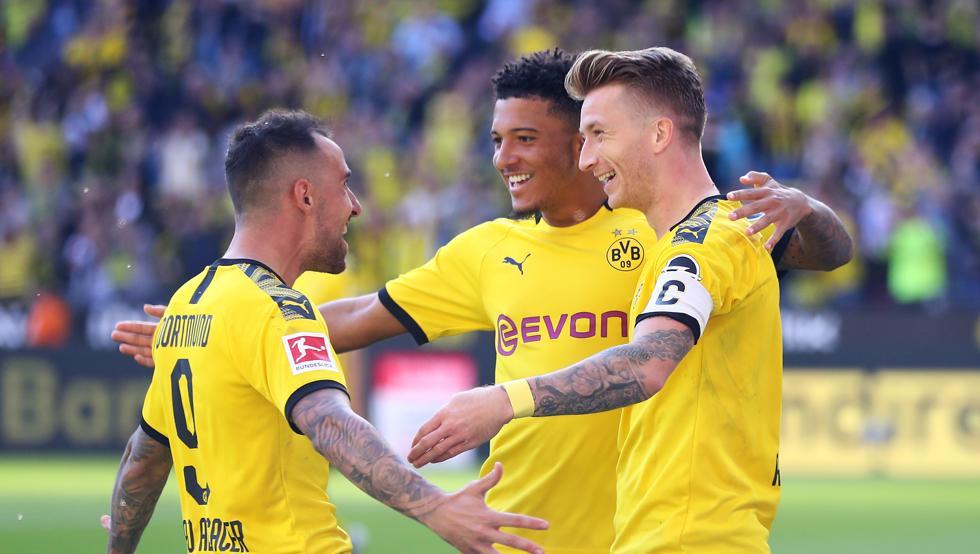 Apuestas Borussia Dortmund FC Barcelona Champions League