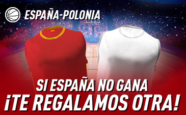 Apuestas España Polonia