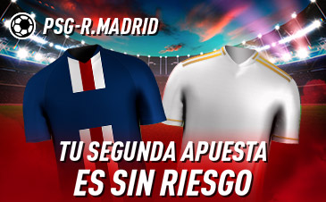 Apuestas PSG Real Madrid Champions League