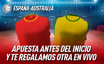 Apuestas España Australia Mundial Baloncesto