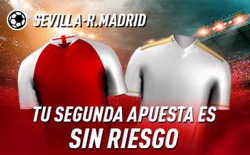 Apuesta Segura Sevilla Real Madrid