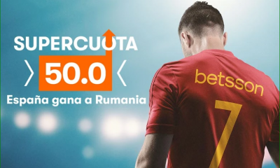 Apuesta Rumania España Betsson