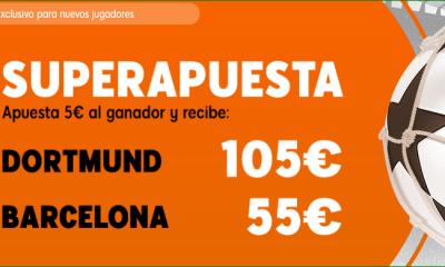 Superapuesta Borussia Dortmund FC Barcelona Champions League