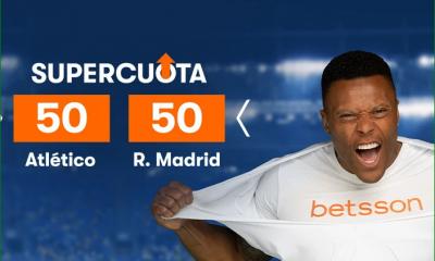 Supercuota At Madrid Real Madrid