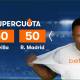 Apuesta con Supercuota Sevilla Real Madrid