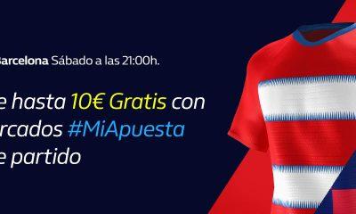 #MiApuesta Granada FC Barcelona