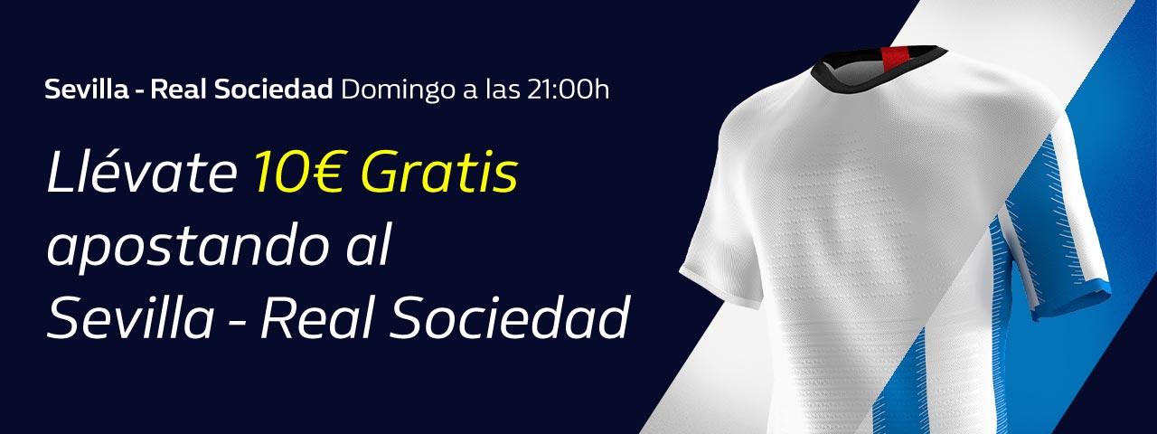 Apuesta Sin Riesgo Sevilla Real Sociedad
