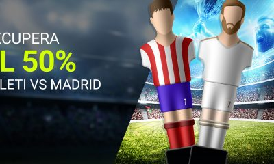 Apuestas At. Madrid Real Madrid LaLiga Jornada 6