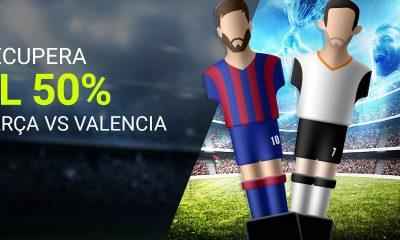 Apuesta Segura FC Barcelona Valencia