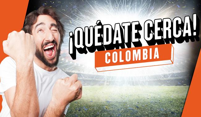 Luckia Colombia Bono Bienvenida