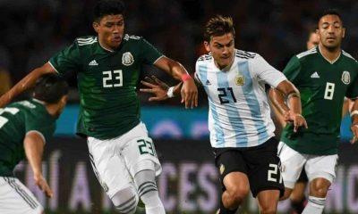 Apuestas Argentina México