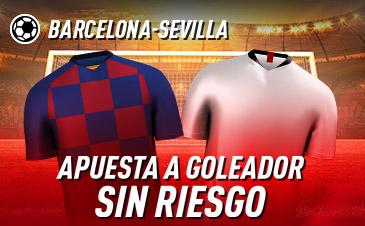 Apuesta FC Barcelona Sevilla Devolución