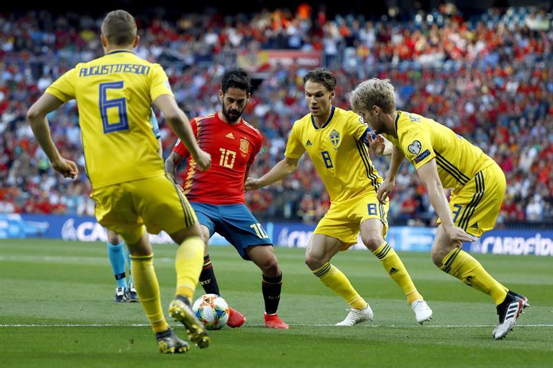 Apuestas Suecia España Euro 2020