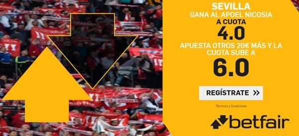 Apuestas Sevilla Apoel