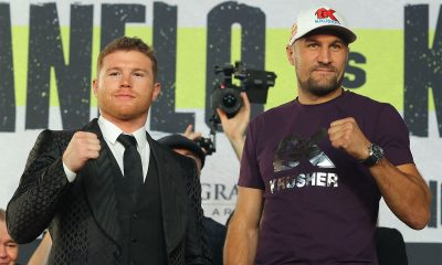 Boxeo Apuestas Canelo Álvarez Sergey Kovalev