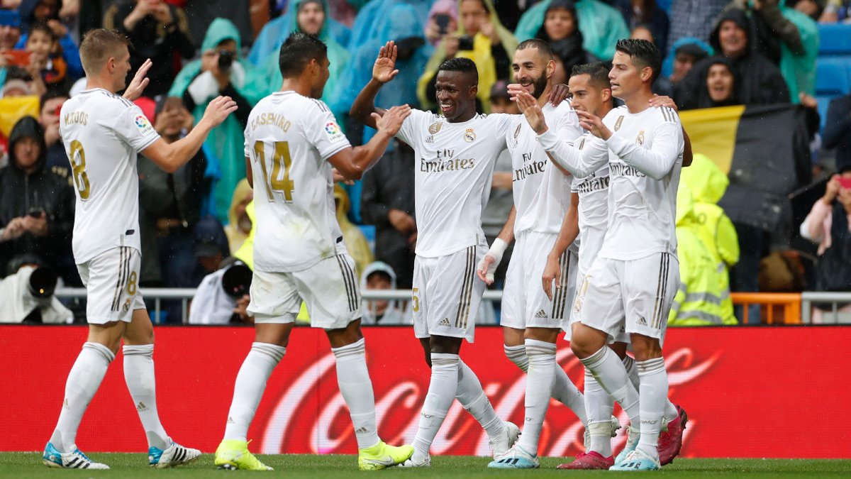 Apuestas Real Madrid Brujas Champions League