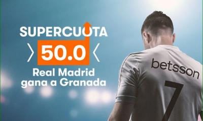 Apuestas Real Madrid Granada