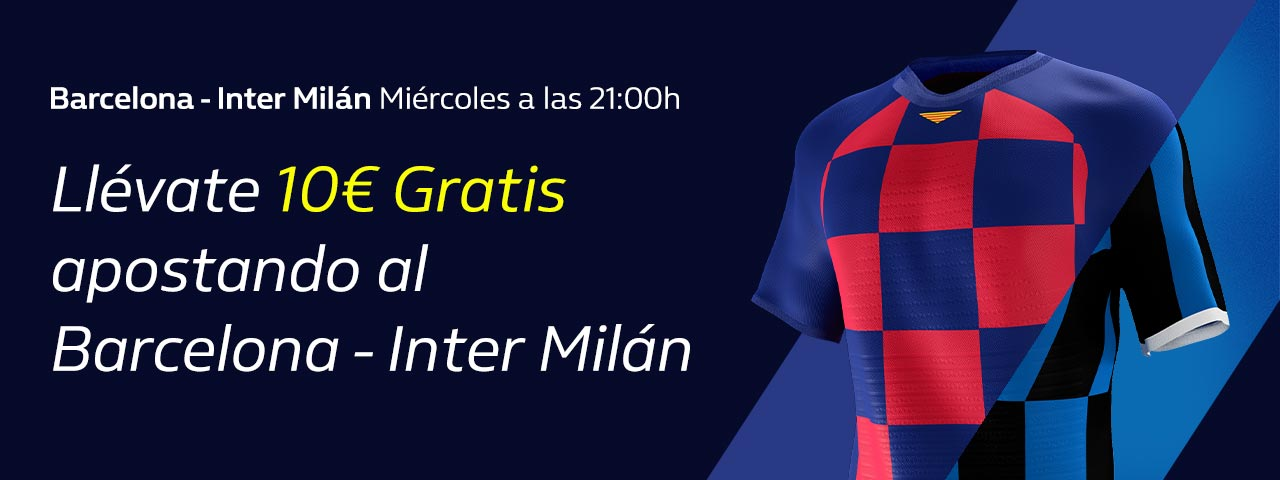 Apuesta Segura FC Barcelona Inter Milán
