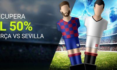 Apuesta Segura FC Barcelona Sevilla