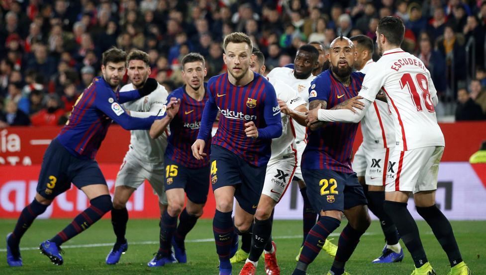 Apuestas FC Barcelona Sevilla Jornada 8