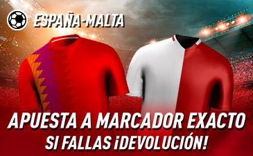 Apuesta Segura España Malta