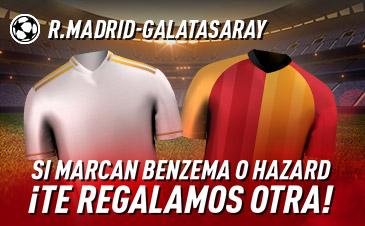 Apuesta Real Madrid Galatasaray