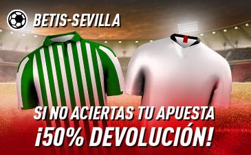 Apuesta Segura Betis Sevilla