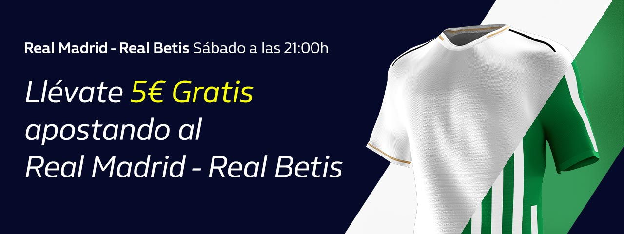 Apuesta Segura Real Madrid Betis