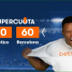 Apuesta SUPERCUOTA At. Madrid FC Barcelona
