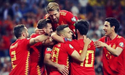 Apuestas España Malta