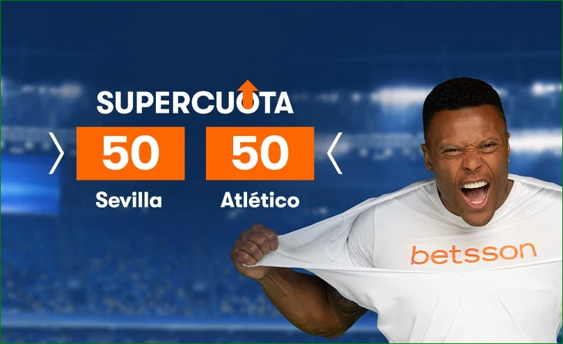 Supercuota Sevilla At Madrid Betsson