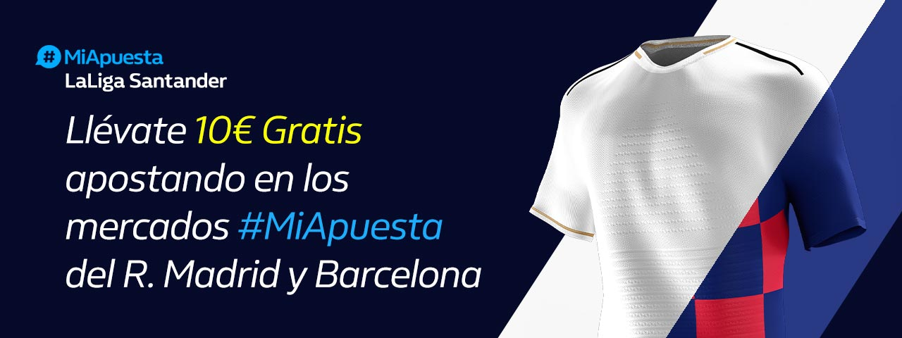 MiApuesta Real Madrid FC Barcelona