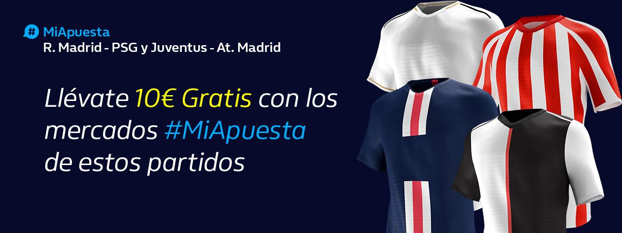 Apuestas Champions League Real Madrid