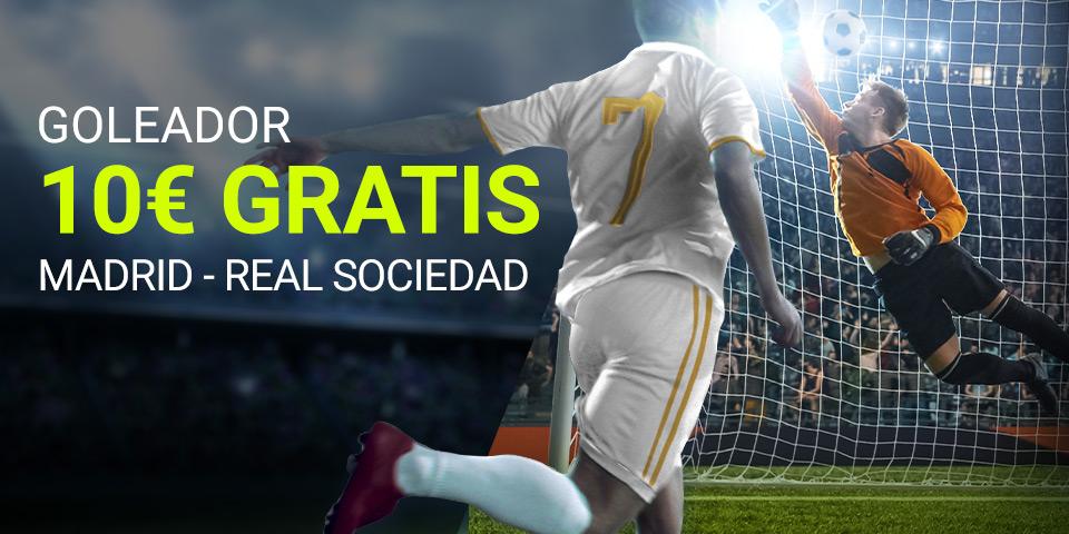 Apuesta LaLiga Madrid Real Sociedad