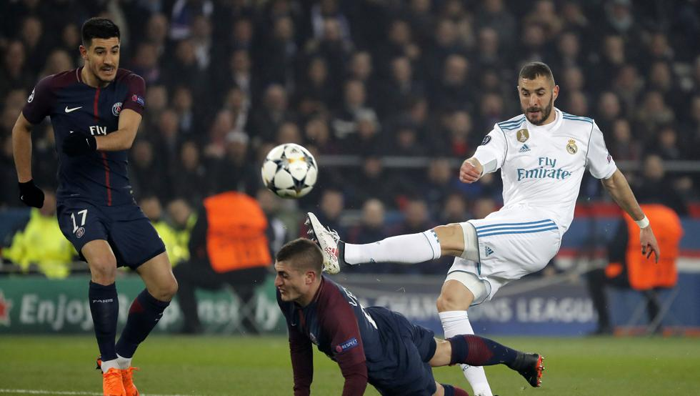 Apuestas Champions League Real Madrid PSG