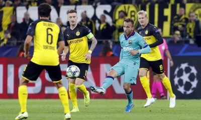 Apuestas Champions League Barcelona Dortmund