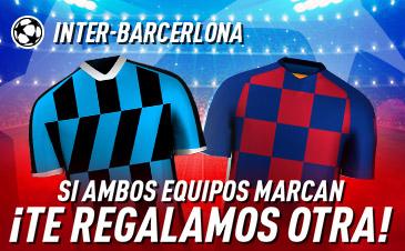 Apuesta Inter FC Barcelona