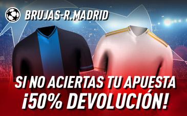 Apuestas Brujas Real Madrid