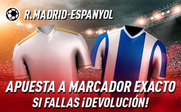 Apuestas LaLiga Real Madrid Espanyol