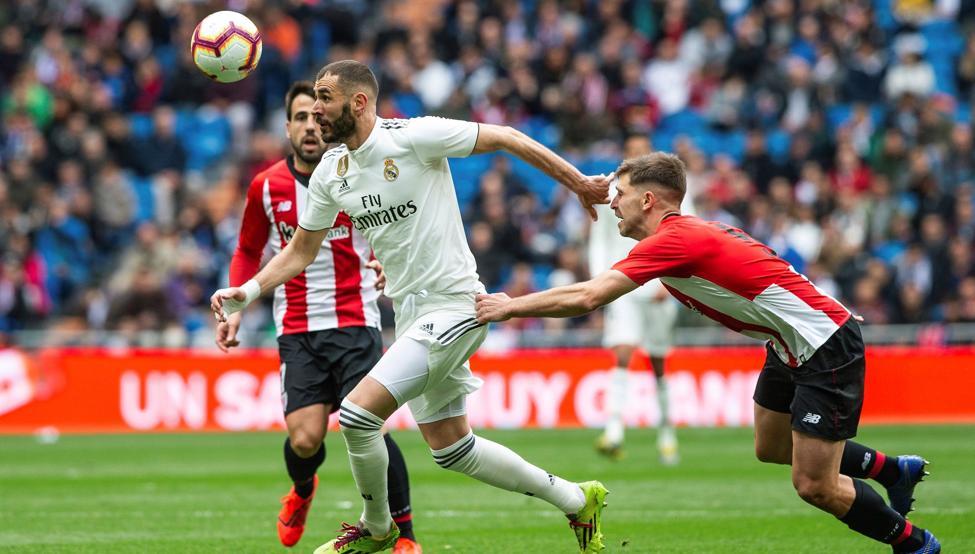 Apuestas LaLiga Madrid Bilbao