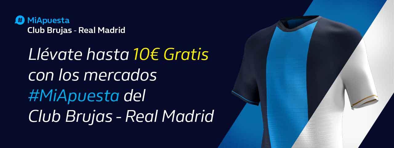 Apuesta Brujas Real Madrid