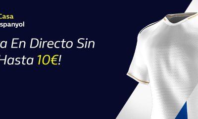 Apuesta LaLiga Real Madrid Espanyol
