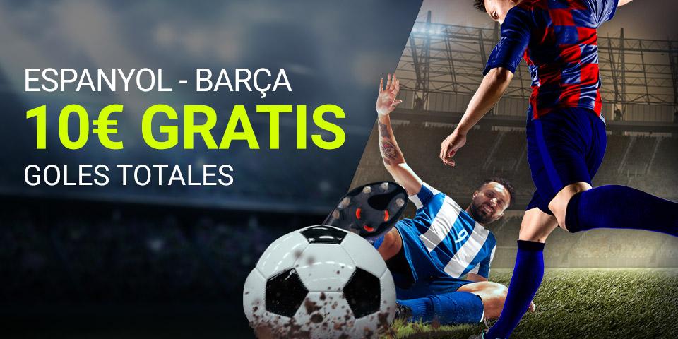 Apuestas LaLiga Espanyol Barcelona