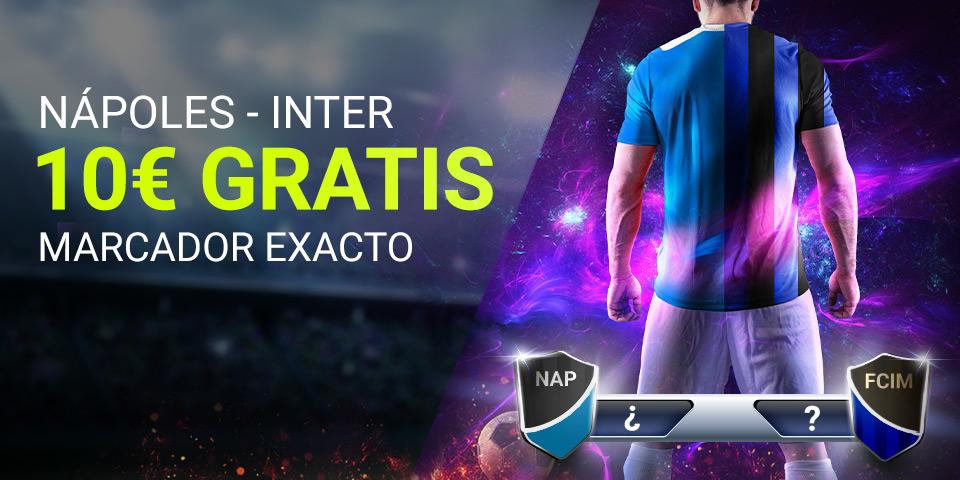 Apuestas Calcio Nápoles Inter