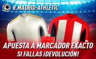 Apuestas LaLiga Real Madrid Ath Bilbao