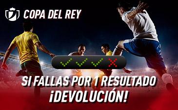 Apuestas Copa del Rey 2020