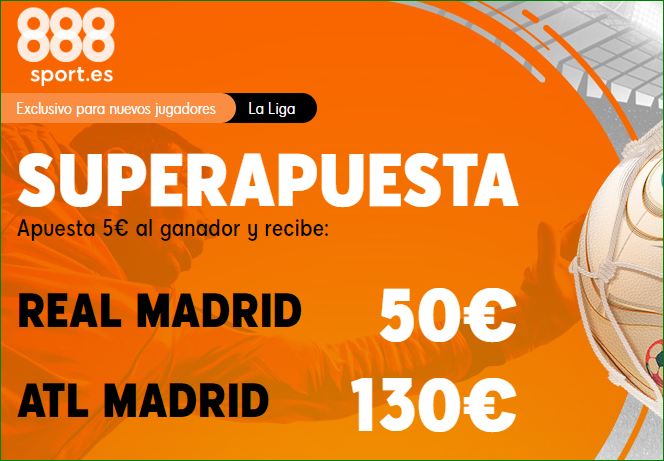888 Real Madrid Atletico