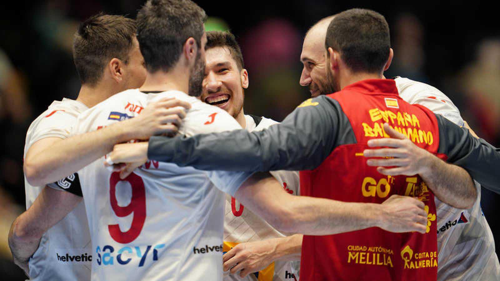 Apuestas Campeonato Europa Balonmano España Holanda