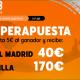Apuestas LaLiga Madrid Sevilla